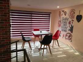 Tables and Chairs for sale (used in cafe or home)