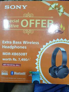 Sony Headphone XB650BT