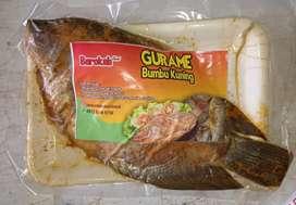 Gurame Bumbu Kuning