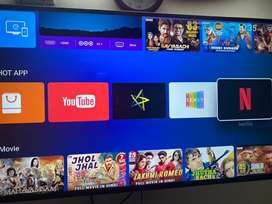 Samsung 55' 4k UHD Smart TV