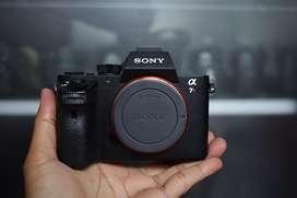 Mirrorles Sony A7R Mark II BO