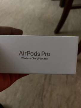 Apple airpods pro just like box pack
