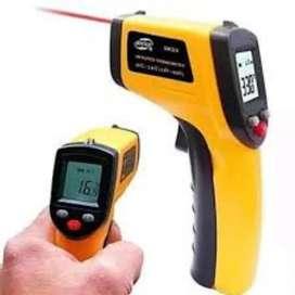 Terapi Untuk Termometer Infrared