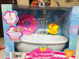 Mainan anak dream bathroom. Bisa cod