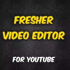 Job for Video editor