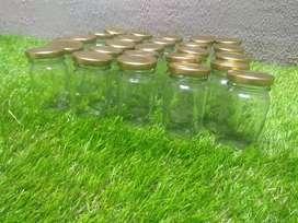 Botol kaca asi perah dan feeding cup