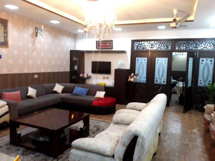 10 Marla Beautiful double Storey House Johar Town Near Dr. Hospital 0