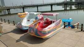 sepeda air burung pelikan,jual bebek bebekan murah,perahu air bebek