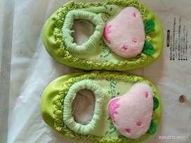 Prewalker baby hijau