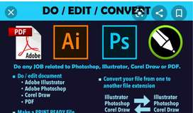 Required Photoshop designer
