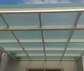 Canopy kaca dll RS 460