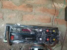 Audio system With Bluetooth