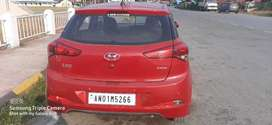 Hyundai Elite i20 2017 Petrol 40000 Km Driven