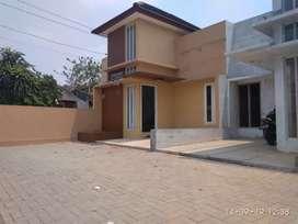 Rumah Siap Huni area Cibinong dekat Tol Sentul, 500jt-an KPR DP Ringan