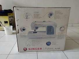 Mesin jahit & bordir komputer singer futura xl-400