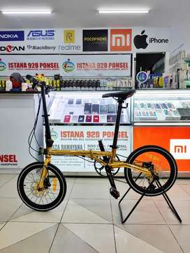 Element Troy 10 Speed Gold Edition