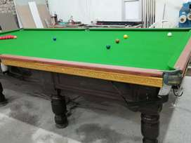 6 x 12 snooker table