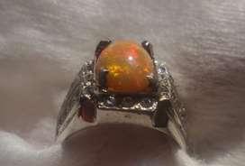 kalimaya milky opal