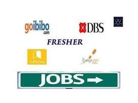 Goibibo process job openings for Freshers/Exp. hiring for Backend/BPO
