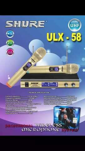 Mic Wireless SHURE ULX-58