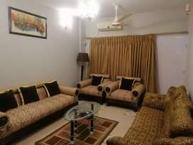 3 Bed DD Main Johar Mor, Road Facing Project ( Farhan Paradise)