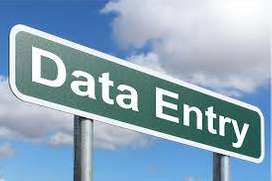 .Work available for data entry operators