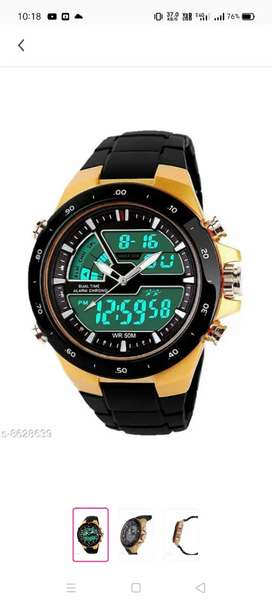 New watch .