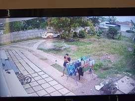 Kamera Cctv Hkm 2 Megapixcel 1080p 4in1 Full Hd Outdoor Body Besi
