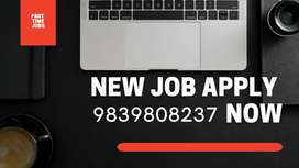 Part TIME JOB FOR ALL INDIA
