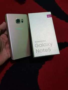 Samsung Note 5 Sein