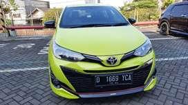 Toyota yaris S Trd 1.5 AT 2019