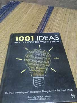 1001 IDEAS that changes the way we think