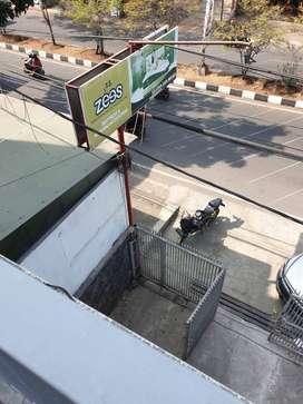 Gudang + kantor disewakan di Jl. Terusan Jakarta / Antapani