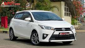 Toyota All New Yaris G AT CVT 2016 Pjk Pnjng Like New!!!