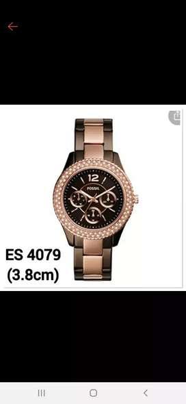 Jam tangan wanita Fossil ES4079 Original