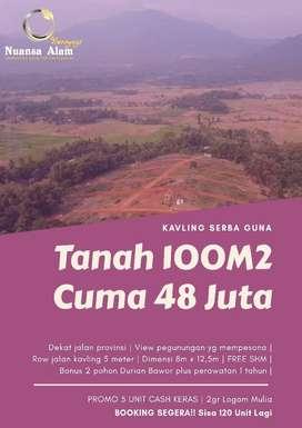 kavling produktif syariah Di Bogor