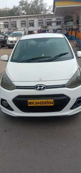 Hyundai Xcent 2016 CNG & Hybrids 95452 Km Drivenw
