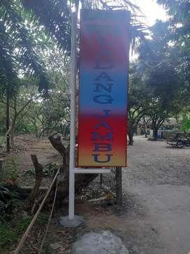 Pembuatan Neon Box di Medan
