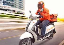 Delivery staff needed
