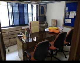 Fully furnished new renovated office