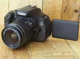 Kredit Kamera Canon Eos 600D Kit Proses 3 Menit Cair
