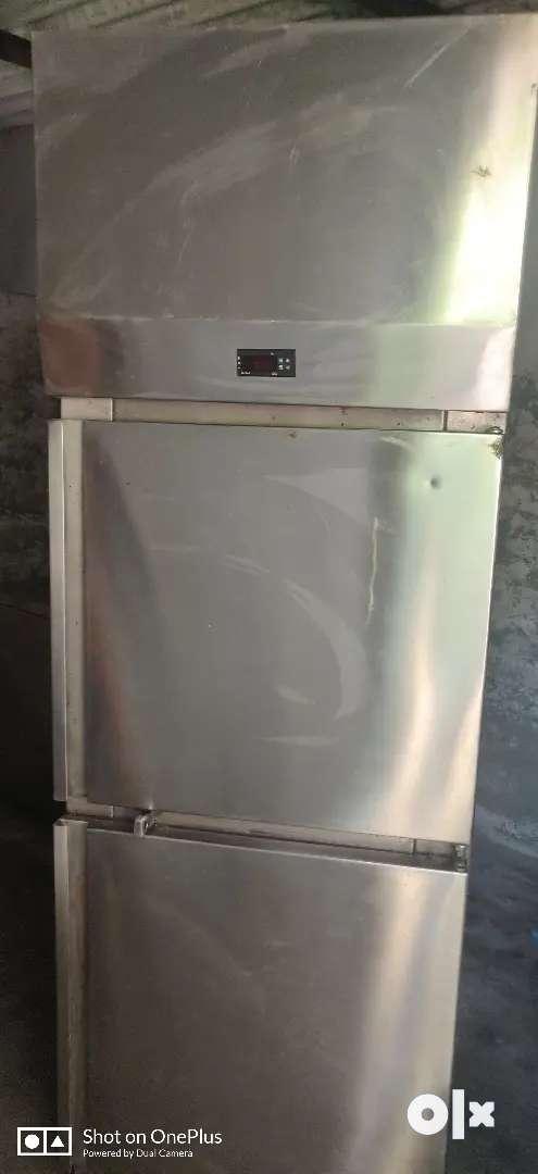 200 litre commercial fridge
