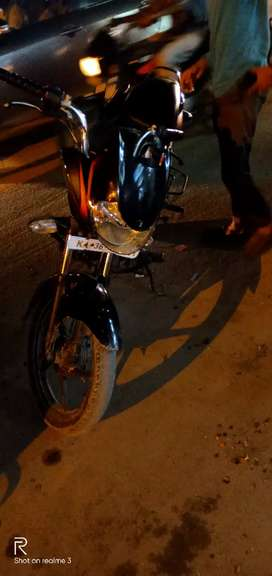Good condition nothing problem in bike
