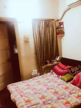 1RK Juhu flat available on rent