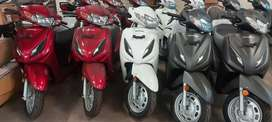 12000/- low down payment honda' activa 6g