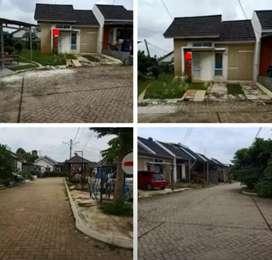 Rumah over kredit 10 thn lg luas tanah 136 dkt pasar parung bogor-jkrt