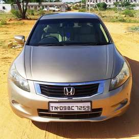Honda Accord 2.4 VTi-L Manual, 2009, Petrol