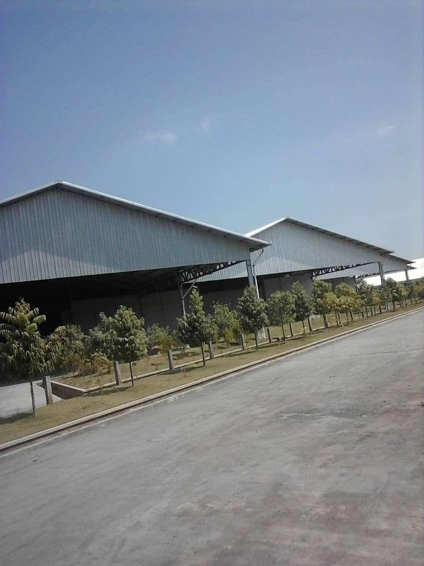 Disewakan Gudang pabrik jalan pantura-demak-kudus