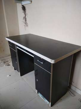 Well condition office table for sale