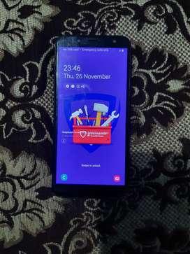 Samsung A6 3gb 32gb